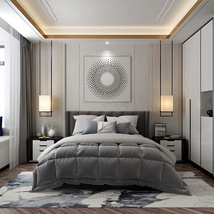 东一时区-卧室