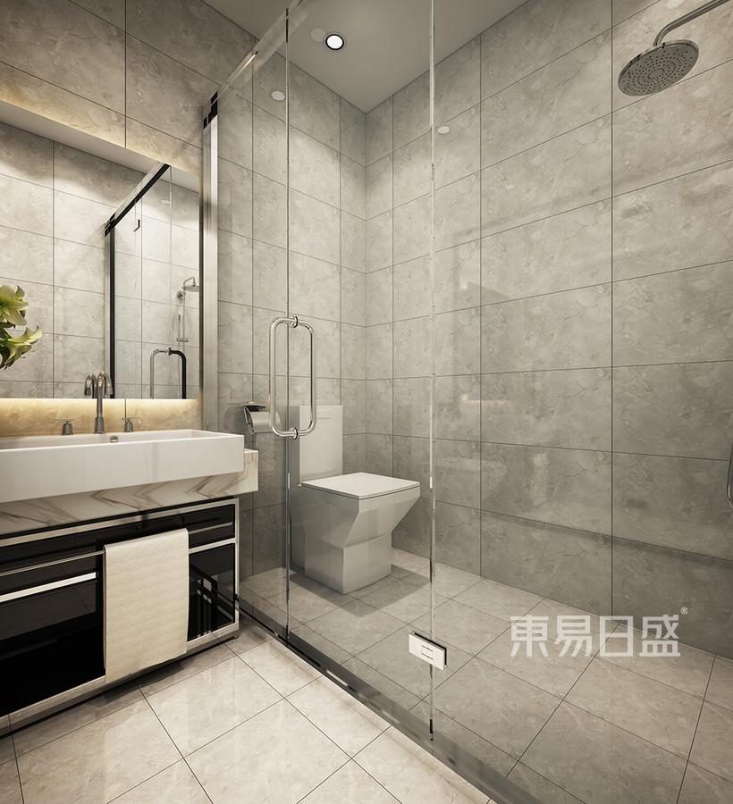 卫生间装修效果图 西安装修公司 http://xa.dyrs.com.cn 优游时时彩装饰公司