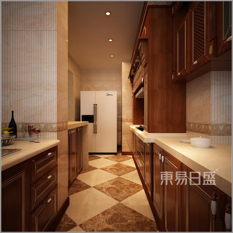 欧式古典 - 欧式风格--厨房
