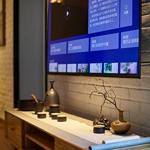 北欧风格 客厅装修效果图 小户型装饰