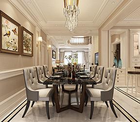 现代欧式-餐厅