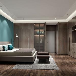雅居乐300㎡别墅现代简约风格