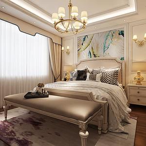 现代欧式-卧室
