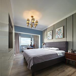 北欧风格 卧室装修效果图 小户型装饰
