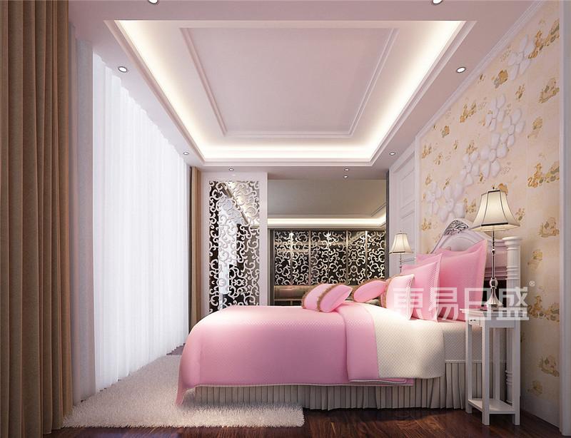 女孩房卧室墙面颜色搭配