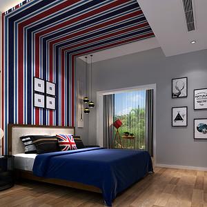 欧式新古典-卧室