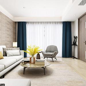 天河一号现代休闲公寓190平米