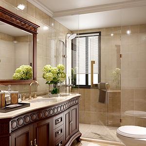 丽宫-古典美式-卫生间