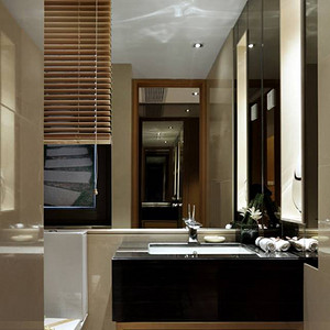 印象剑桥 现代奢华 卫生间