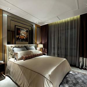印象剑桥 现代奢华 卧室