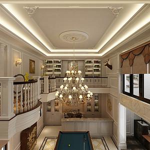 北辰 欧式古典 阳台装饰
