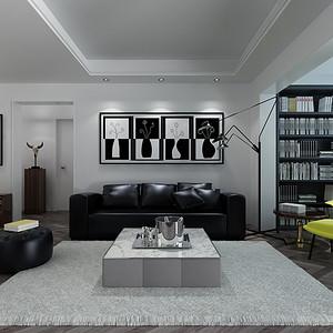 客厅装修效果图-室内装饰设计