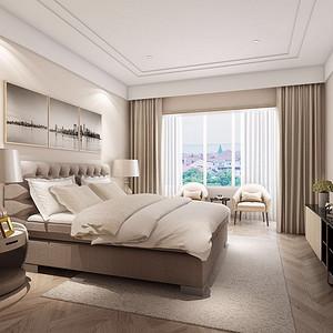 三盛国际-卧室