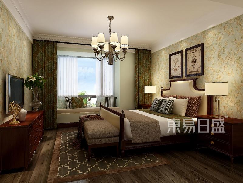 美式风格卧室设计
