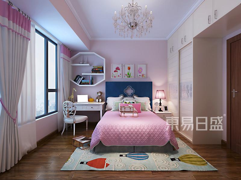 90平方房子卧室装修