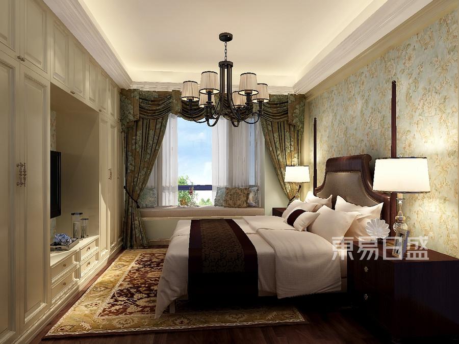 欧式古典风格卧室设计