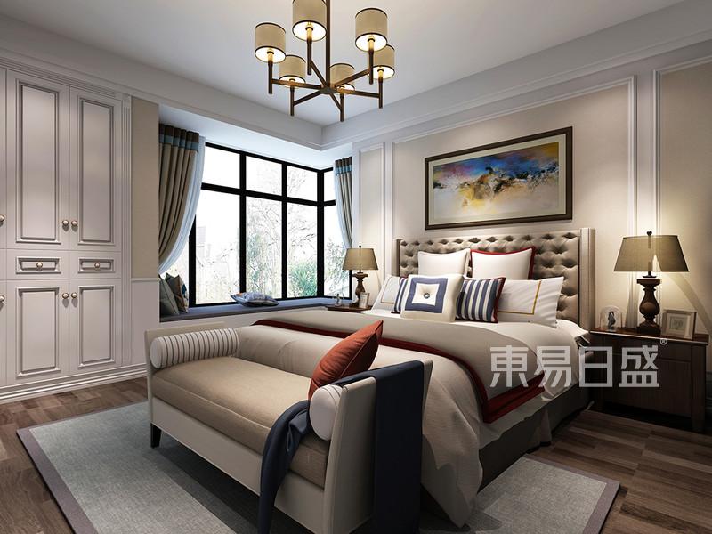 有飘窗的卧室怎么设计比较好?卧室飘窗设计方案