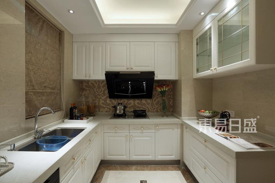 简欧风格厨房装修设计