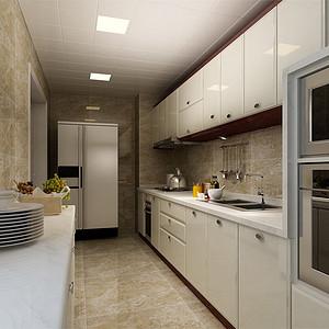 简美风格-厨房