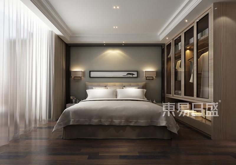 卧室装修效果图效果图_装修效果图大全2018图片