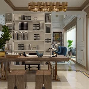 和院 简欧风格 茶室