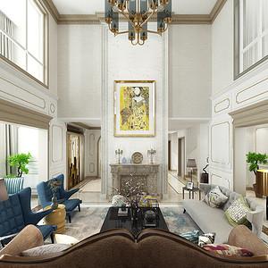 和院 简欧风格 客厅