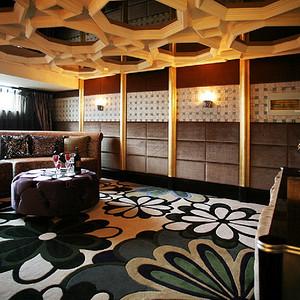 檀香山-休闲室