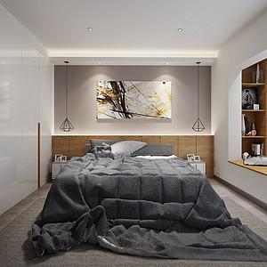 卧室窗台榻榻米设计,休闲储物兼具