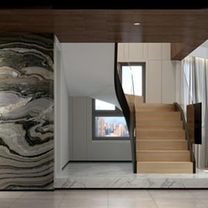 现代风格楼梯装修设计效果图