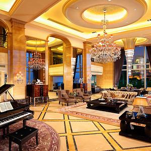 锦御园 欧式古典 客厅