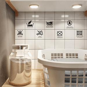 现代简约-卫生间
