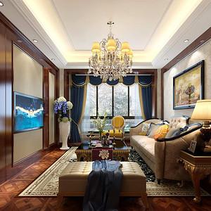 紫荆庄园-新古典-480m²