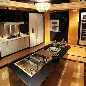 锦御园 欧式古典 厨房