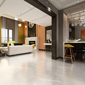 现代前卫装修风格客厅效果图