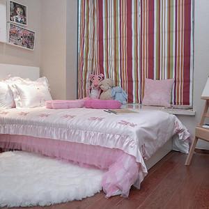 君临海域-港式风格-卧室装修效果图