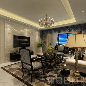 客厅装修效果图2
