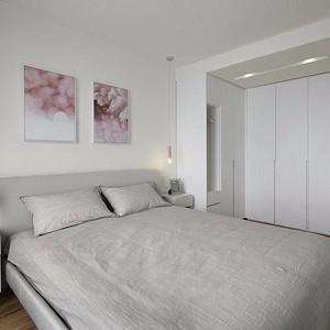 现代-卧室