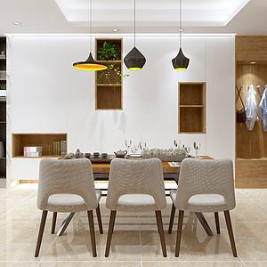 现代简约-餐厅吊灯