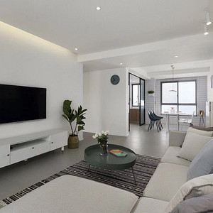 现代-客厅