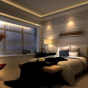 卧室现代简约装修效果图-第1698页 卧室装修图片 卧室家装图片 卧室