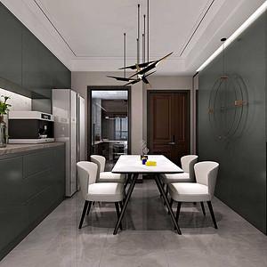 餐厅墙面颜色的选择及墙上的饰品