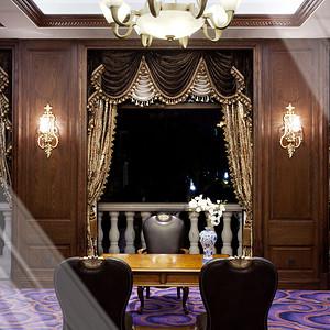 西班牙宫廷式会所装修效果图-第2785页 客厅装修图片 客厅家装图片