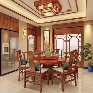 中式-餐厅
