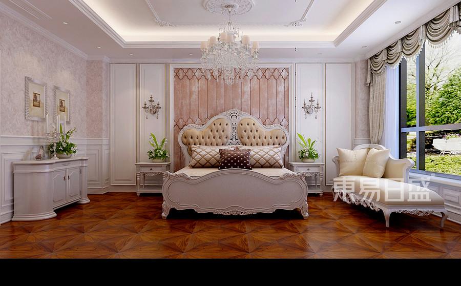 欧式风格-女孩房-装修效果图