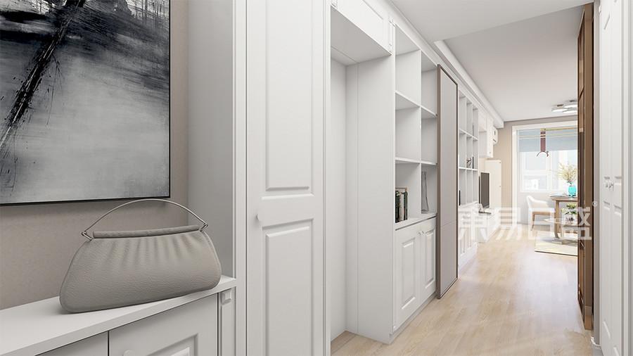 二居室-混搭-效果图