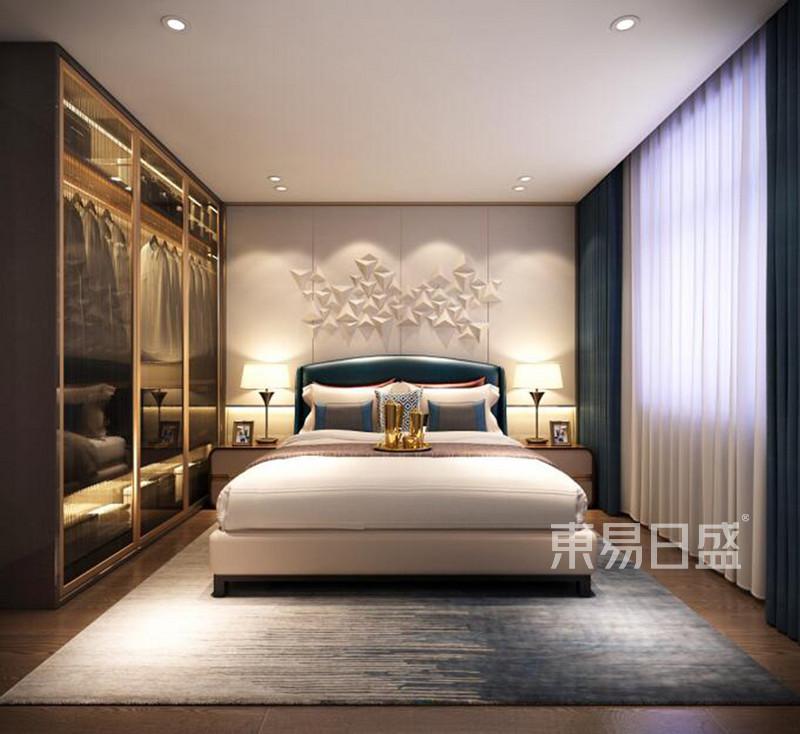其他- 丽景人家现代新轻奢装修风格卧室效果图