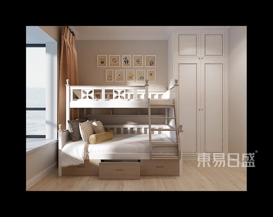 景城府-普通住宅-简欧-效果图