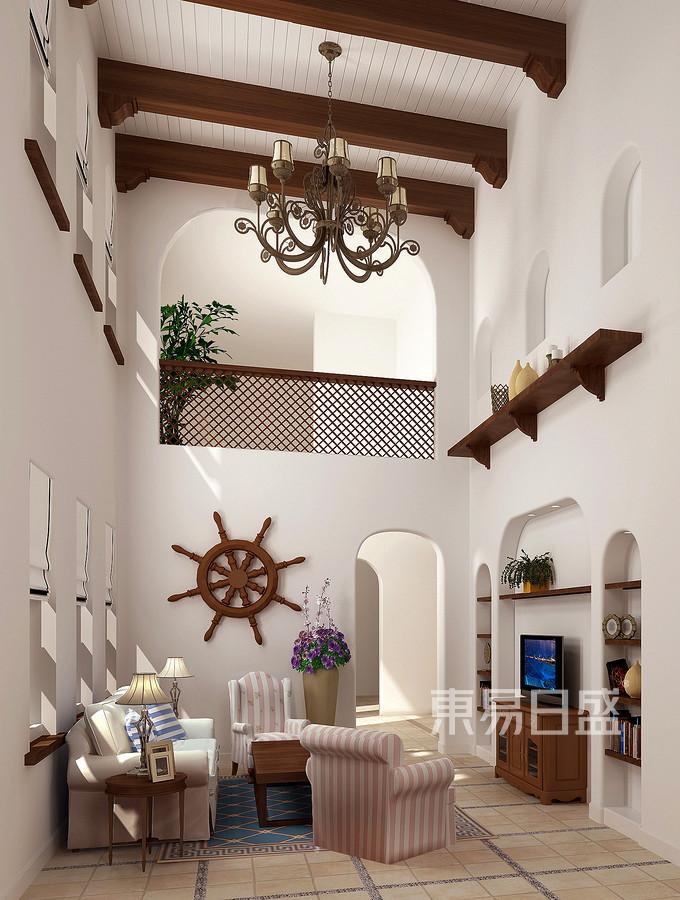 别墅-地中海式-效果图
