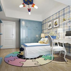 波托菲诺香山里 混搭风格 卧室装修