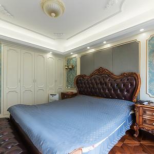 江阴院子 欧式古典 卧室
